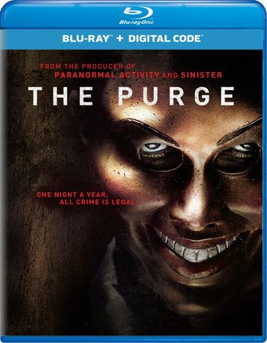 The Purge [Includes Digital Copy] [UltraViolet] [Blu-ray] [2013] 4434802