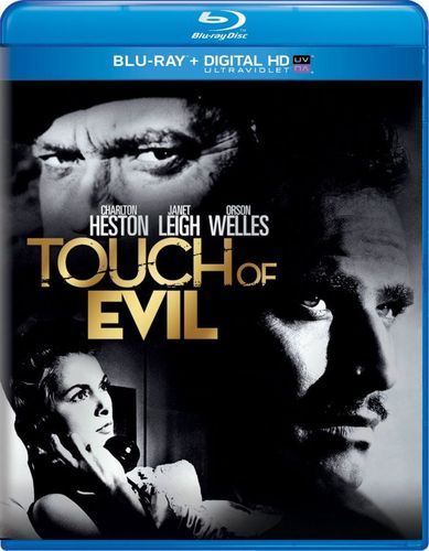 Touch of Evil [Includes Digital Copy] [UltraViolet] [Blu-ray] [1958] 4434805