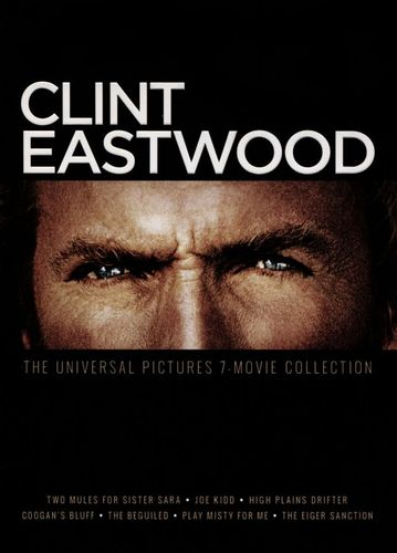 Clint Eastwood: The Universal Pictures 7-Movie Collection [7 Discs] [DVD] 4434810