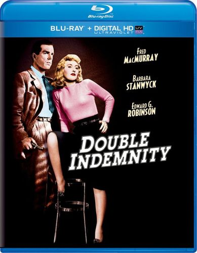 Double Indemnity [Includes Digital Copy] [UltraViolet] [Blu-ray] [1944] 4434814