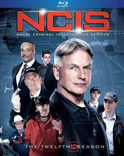 NCIS: The Twelfth Season [6 Discs] Blu-ray] [Blu-ray] 4443517
