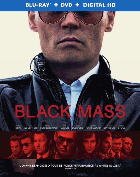 Black Mass [Blu-ray/DVD] [2015] 4445925