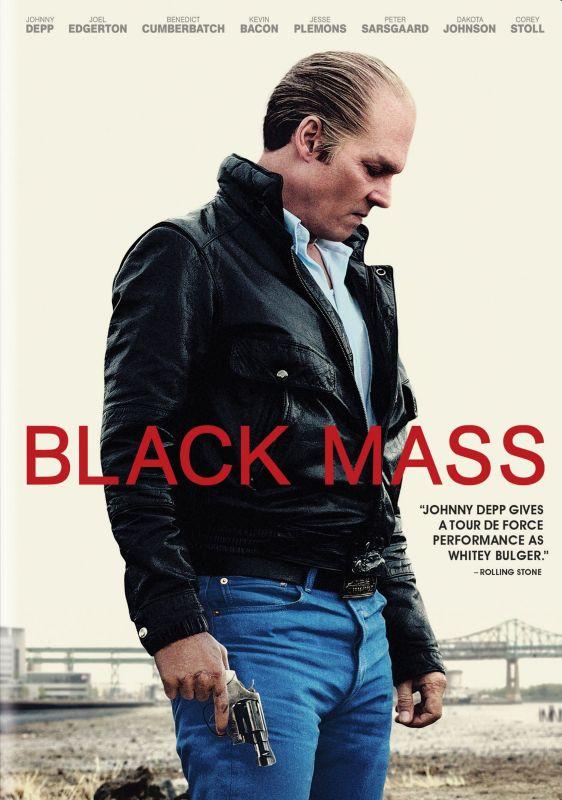 Black Mass [DVD] [2015] 4445926