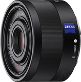Sony SEL35F28Z Sonnar T FE 35mm f/2.8 ZA Wide-Angle Lens for Most a7-Series Cameras Black