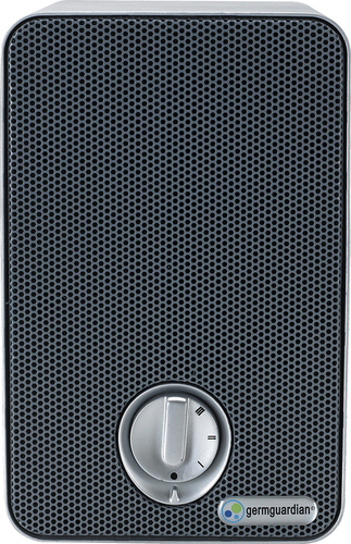 GermGuardian - 3-in-1 True HEPA Air Purifier - Black 4451804