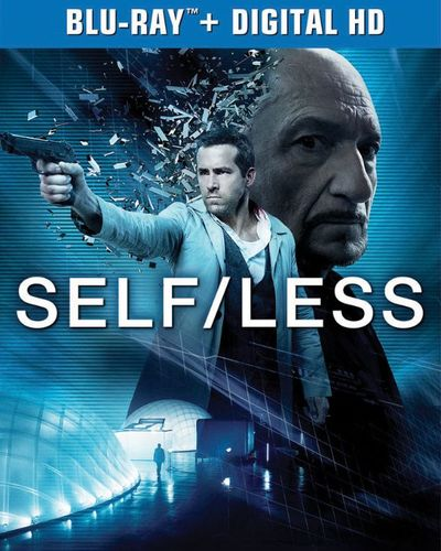 Self/Less[Includes Digital Copy] [UltraViolet] [Blu-ray] [2015] 4462411