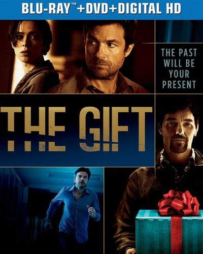The Gift [Includes Digital Copy] [UltraViolet] [Blu-ray/DVD] [2 Discs] [2015] 4462420