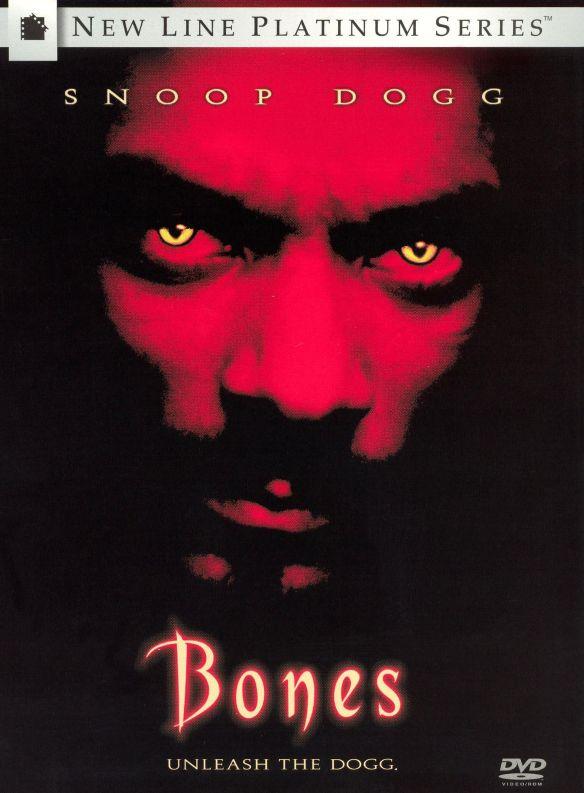 Bones [DVD] [2001] 4464877