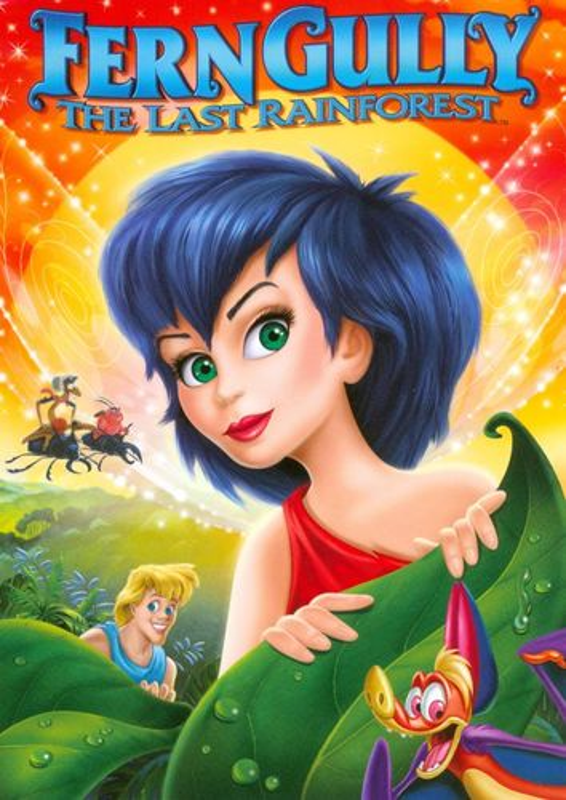 FernGully: The Last Rainforest [DVD] [1992] 4465475