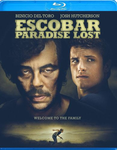 Escobar: Paradise Lost [Blu-ray] [2014] 4468200