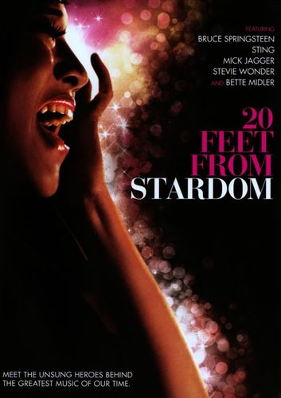 20 Feet From Stardom [DVD] [2013] 4470019
