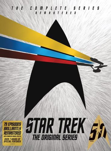 Star Trek: The Original Series - The Complete Series [DVD] 4474308