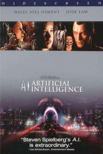 A.I.: Artificial Intelligence [WS] [2 Discs] [DVD] [2001] 4475384
