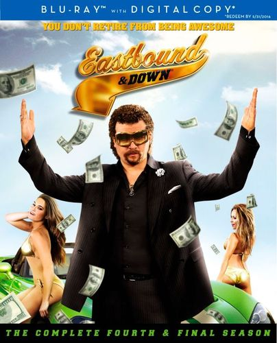 Eastbound & Down: The Complete Fourth & Final Season [2 Discs] [Includes Digital Copy] [Blu-ray] 4482053