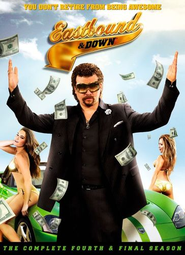 Eastbound & Down: The Complete Fourth & Final Season [2 Discs] [DVD] 4482099