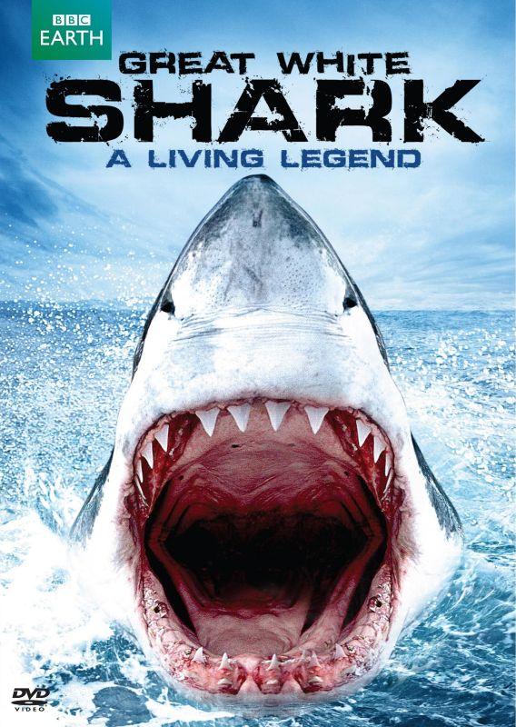 Great White Shark: A Living Legend [DVD] [2008] 4485101