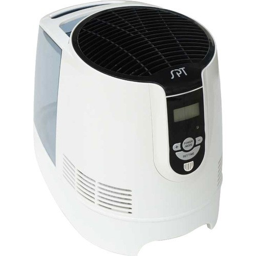 Sunpentown - Sunpentown: Digital Evaporative Humidifier - White 4485216