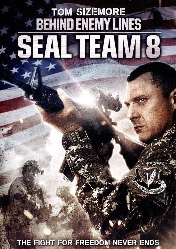 Seal Team 8: Behind Enemy Lines [DVD] [2014] 4487021