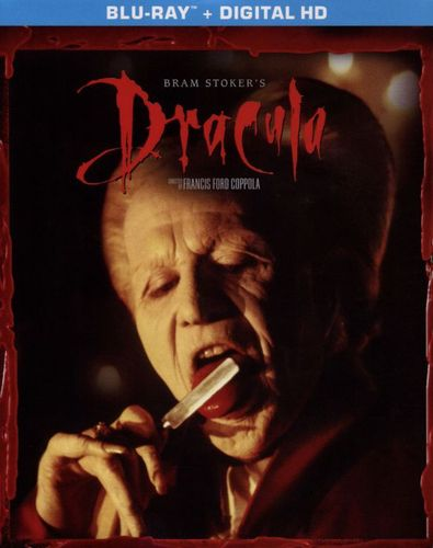 Bram Stoker's Dracula [Includes Digital Copy] [UltraViolet] [Blu-ray] [1992] 4489203