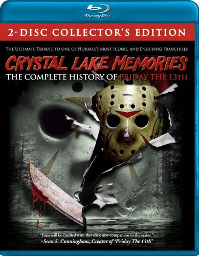 Crystal Lake Memories: Complete History of Friday the 13th [Blu-ray] [2013] 4489206