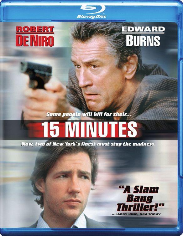 15 Minutes [Blu-ray] [2001] 4489310