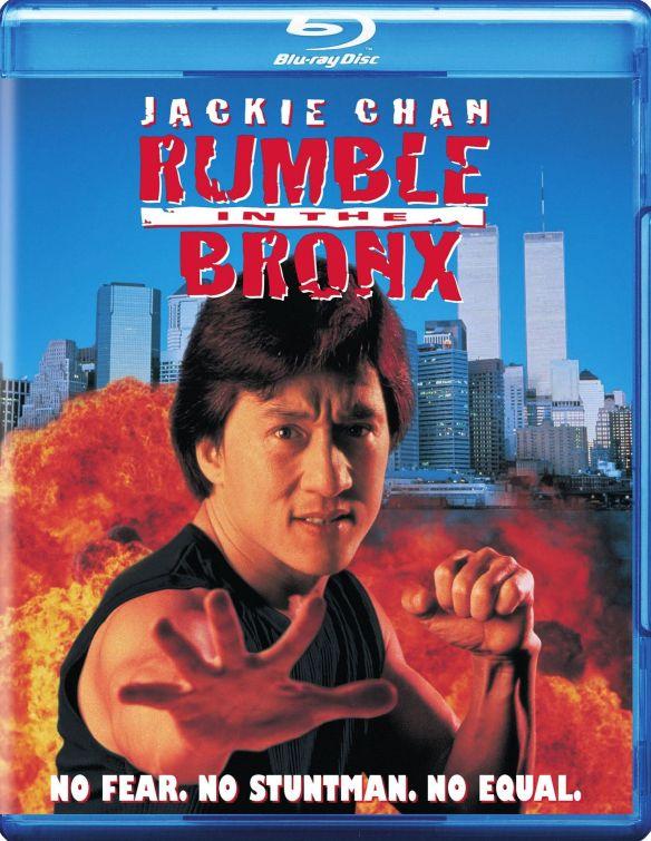 Rumble in the Bronx [Blu-ray] [1995] 4489312