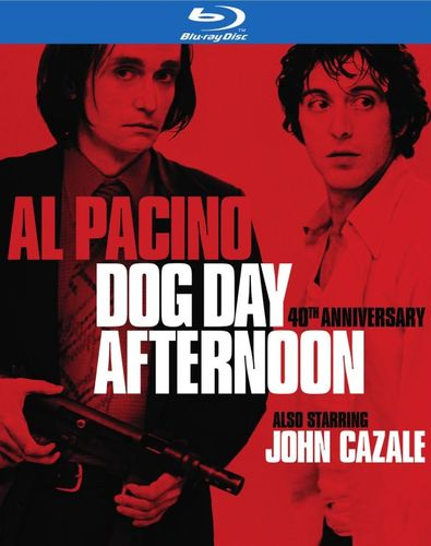 Dog Day Afternoon [40th Anniversary] [Includes Digital Copy] [UltraViolet] [Blu-ray] [2 Discs] [1975] 4489313