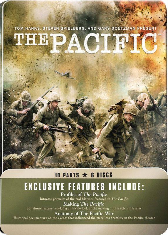 The Pacific [6 Discs] [DVD] [2010] 4489318