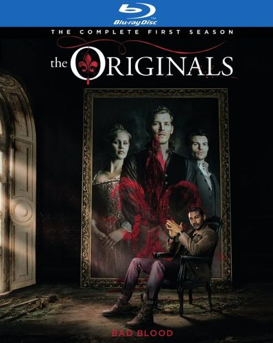The Originals: The Complete First Season [Blu-ray] [4 Discs] 4489331