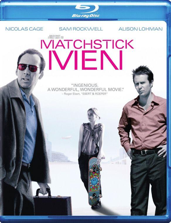 Matchstick Men [Blu-ray] [2003] 4489340