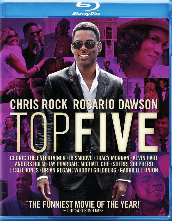 Top Five [Blu-ray] [2014] 4489341