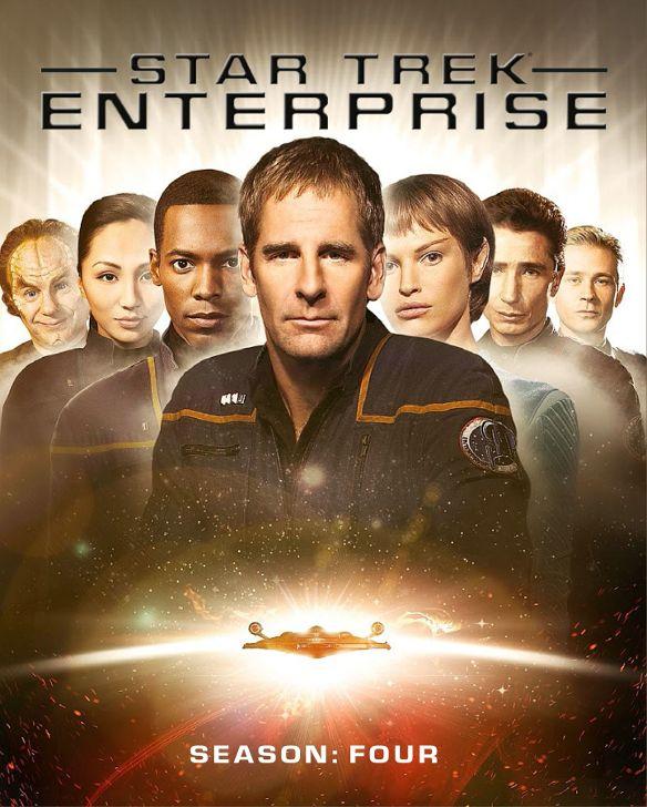 Star Trek: Enterprise - Season Four [6 Discs] [Blu-ray] 4490019
