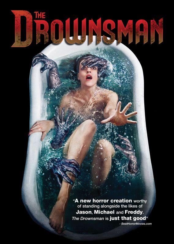 The Drownsman [DVD] [2014] 4501506