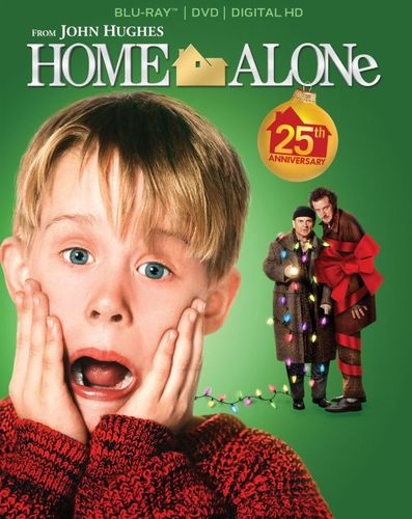 Home Alone [Blu-ray] [2 Discs] [1990] 4501507