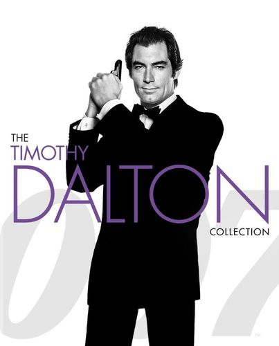 007: The Timothy Dalton Collection [Blu-ray] 4501508