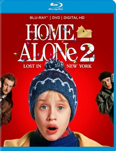 Home Alone 2: Lost in New York [Blu-ray/DVD] [2 Discs] [1992] 4501509
