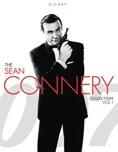007: The Sean Connery Collection - Vol 1 [Blu-ray]