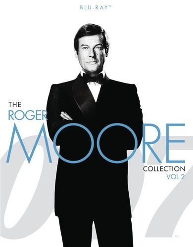 007: The Roger Moore Collection - Vol 2 [Blu-ray] 4501516