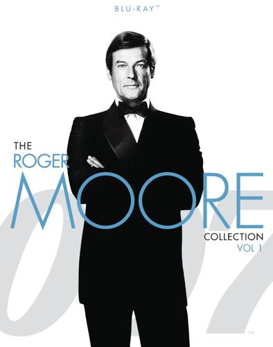 007: The Roger Moore Collection - Vol 1 [Blu-ray] 4501517