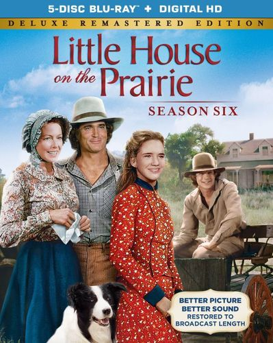 Little House on the Prairie: Season 6 Collection [Blu-ray] 4501529