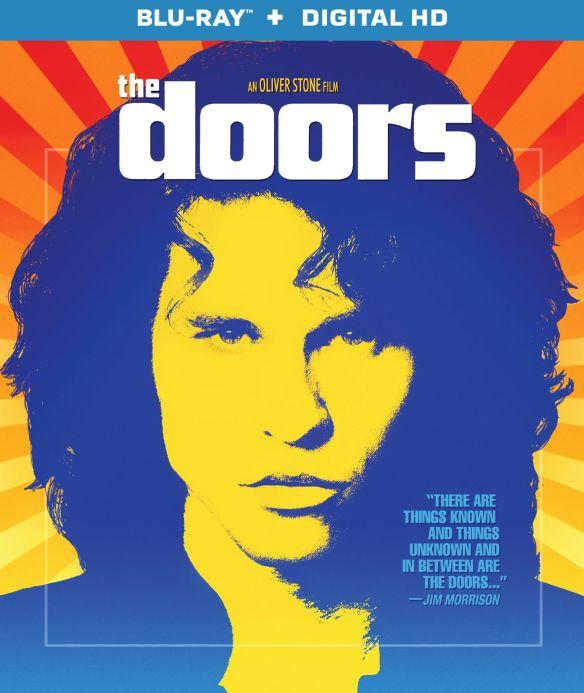 The Doors [Blu-ray] [1991] 4501560