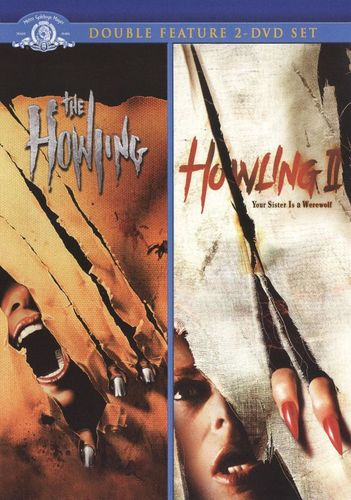 The Howling/The Howling II [2 Discs] [DVD] 4501900