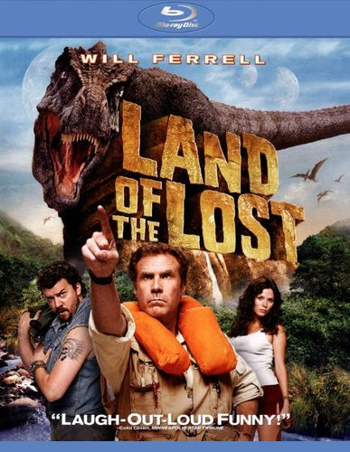 Land of the Lost [Blu-ray] [2009] 4502800