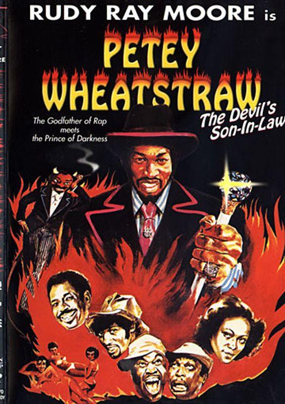 Petey Wheatstraw: The Devil's Son-in-Law [DVD] [1977] 4513388