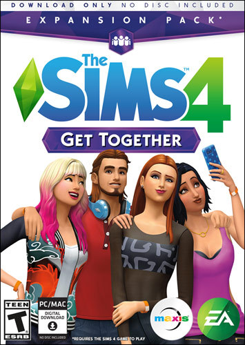 The Sims 4: Get Together...
