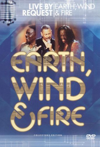 Earth, Wind & Fire: Live By Request [DVD]