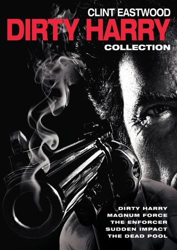 5 Film Collection: Dirty Harry [5 Discs] [DVD] 4520400
