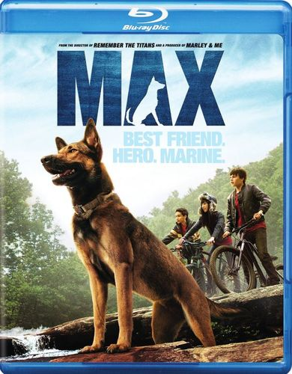 Max [Blu-ray/DVD] [2 Discs] [2015] 4520800