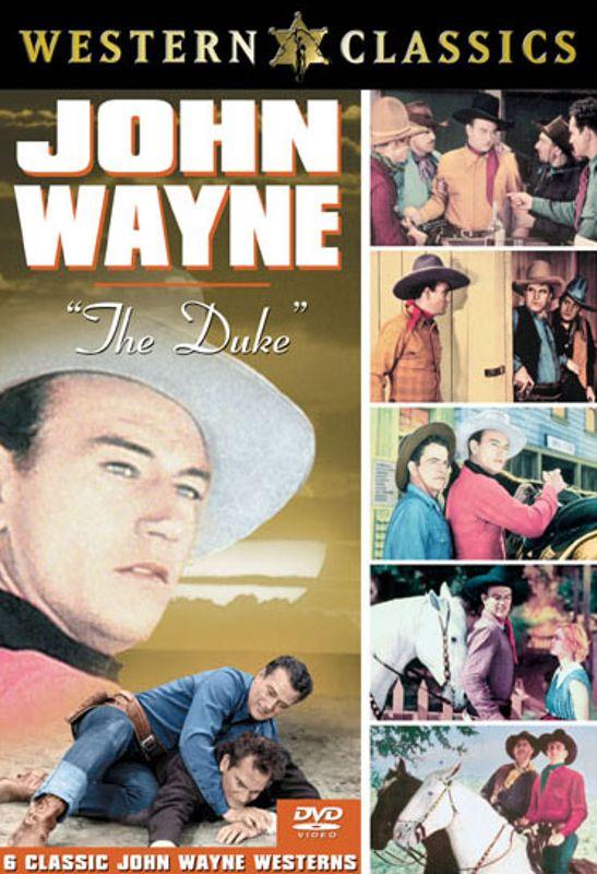 John Wayne: Riding the Trail/Riding the Range [2 Discs] [DVD] 4523359