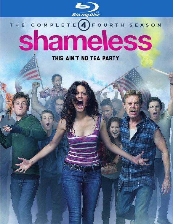 Shameless: The Complete Fourth Season [2 Discs] [Blu-ray] 4532000
